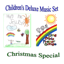 Deluxe Children's Music Set