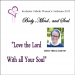 "Sr. Mary Gabriel, ""Love the Lord with all Your Body"""